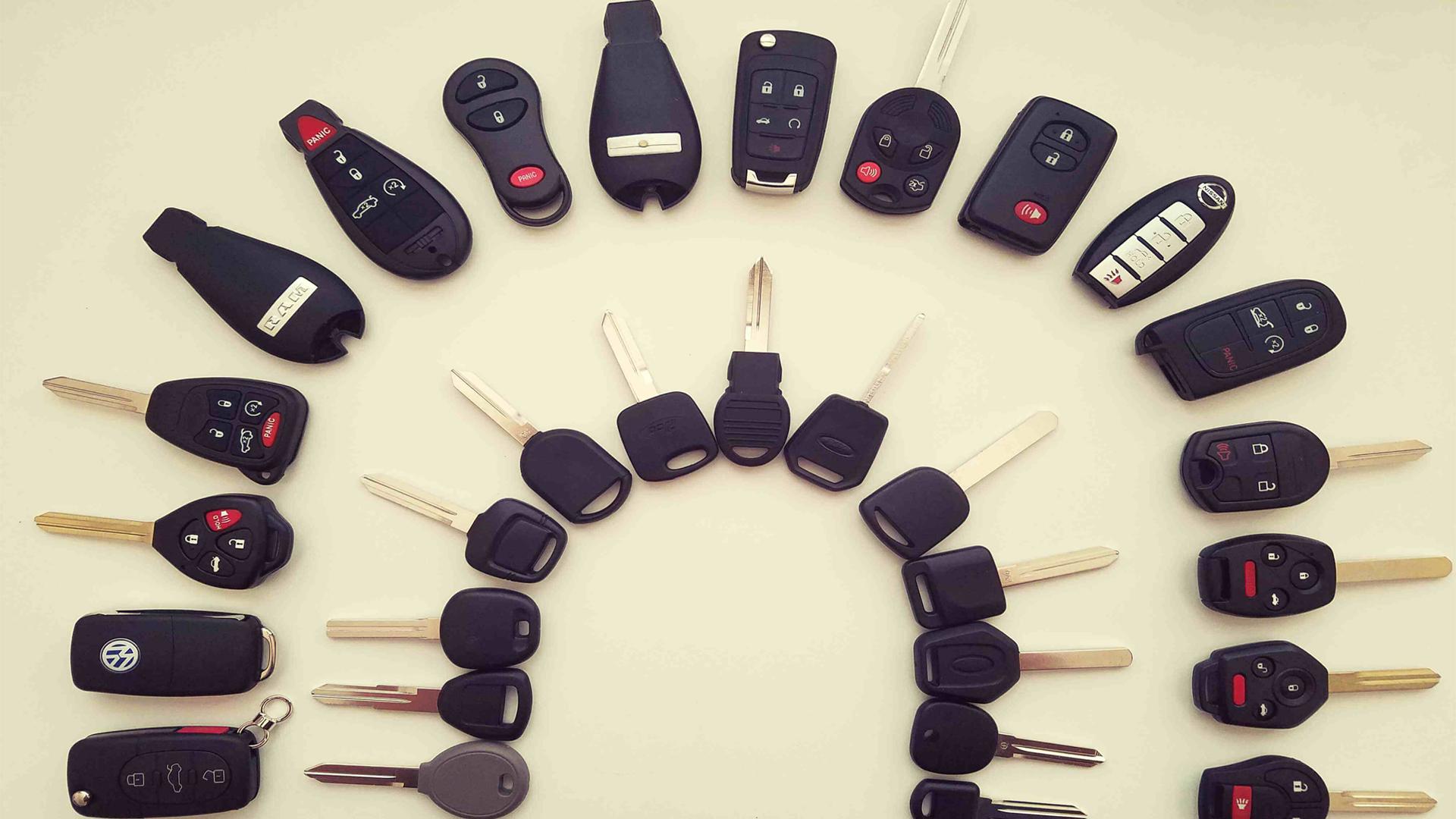 Kết quả hình ảnh cho khóa ô tô