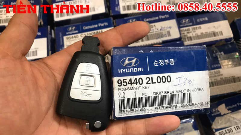 Chìa khóa xe Hyundai I30